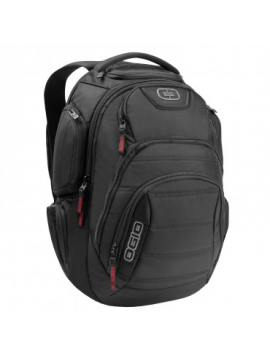 OGIO RENEGADE RSS 17 - Black Pindot
